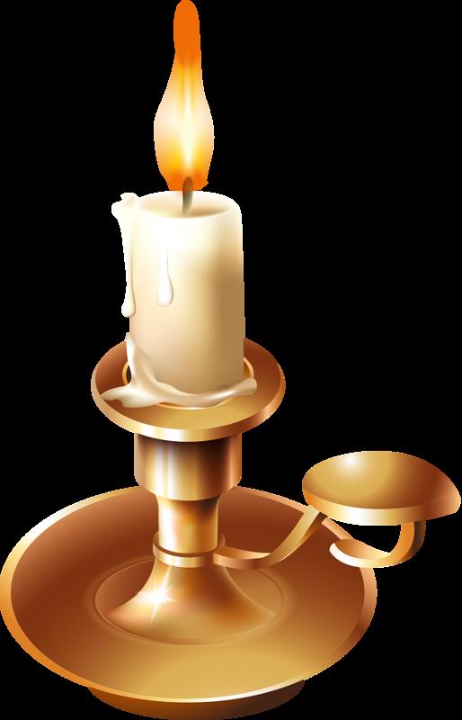 Clipart book candle. Velas lamparinas candles digi