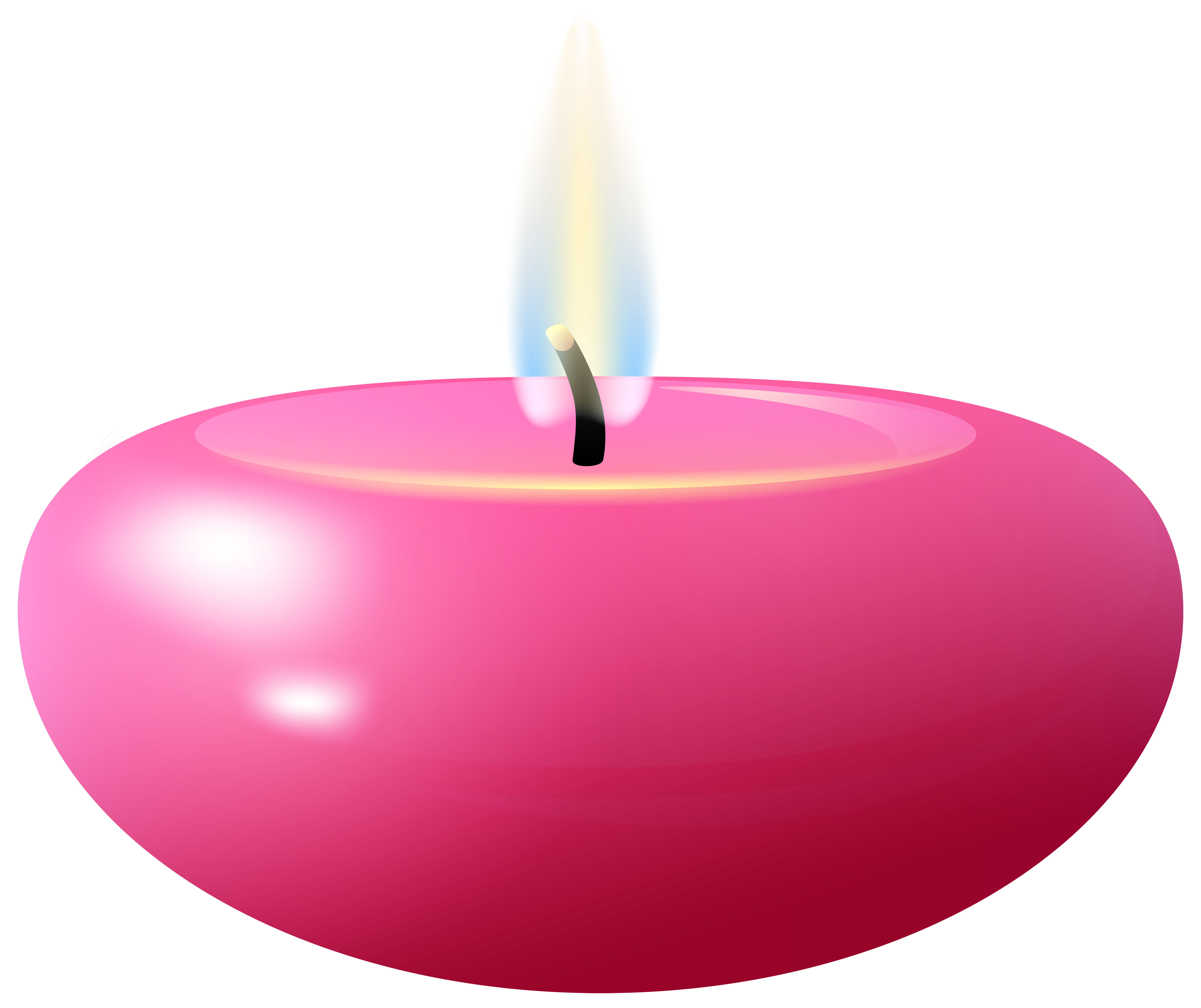 Clipart books candle. Pink candles png clip