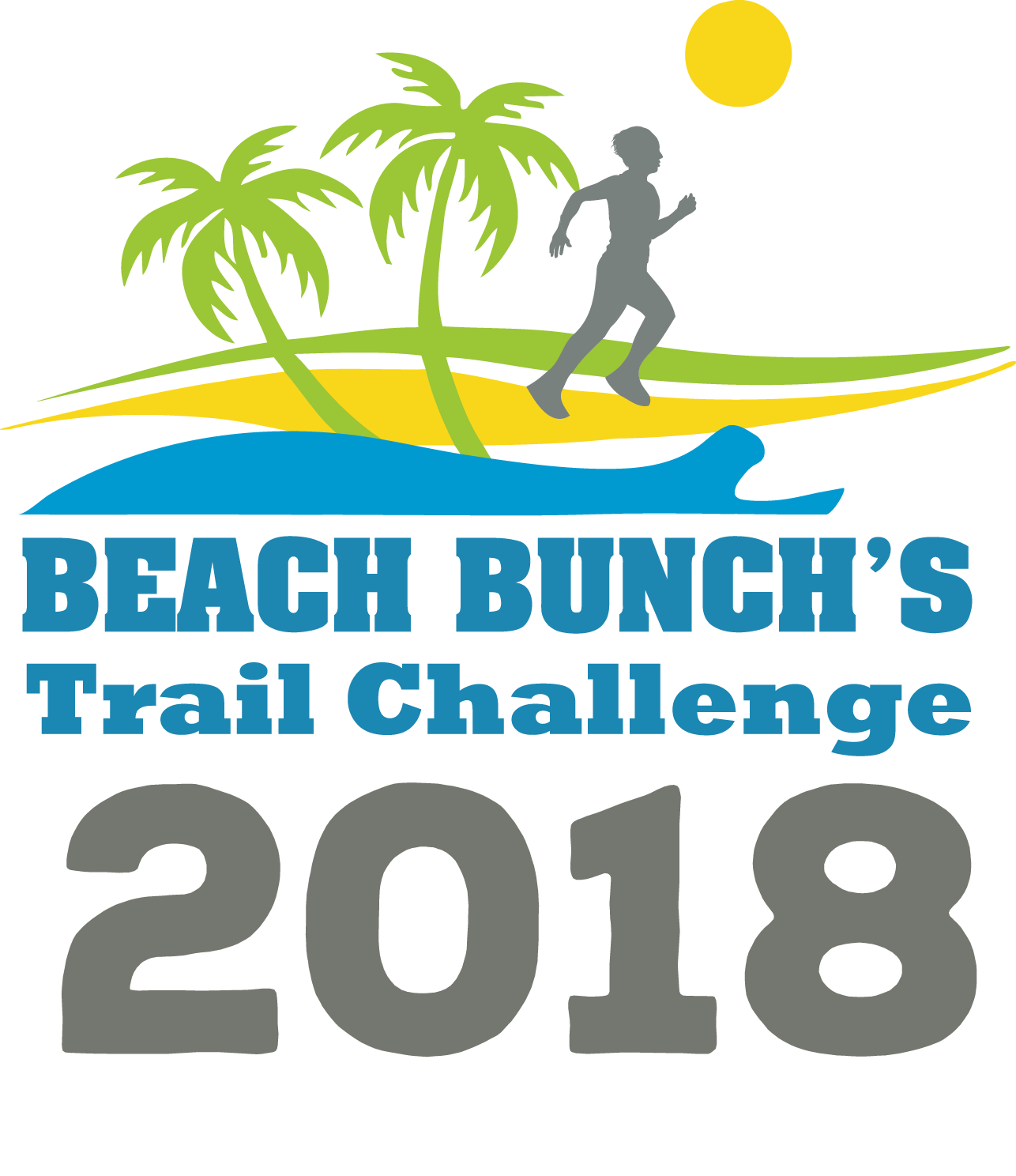Beach bunch s trail. Clipart book challenge