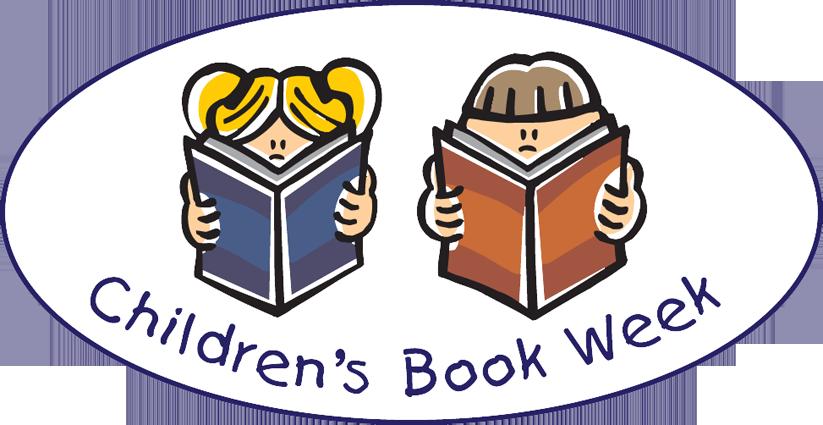 Children s week . Clipart book children's book