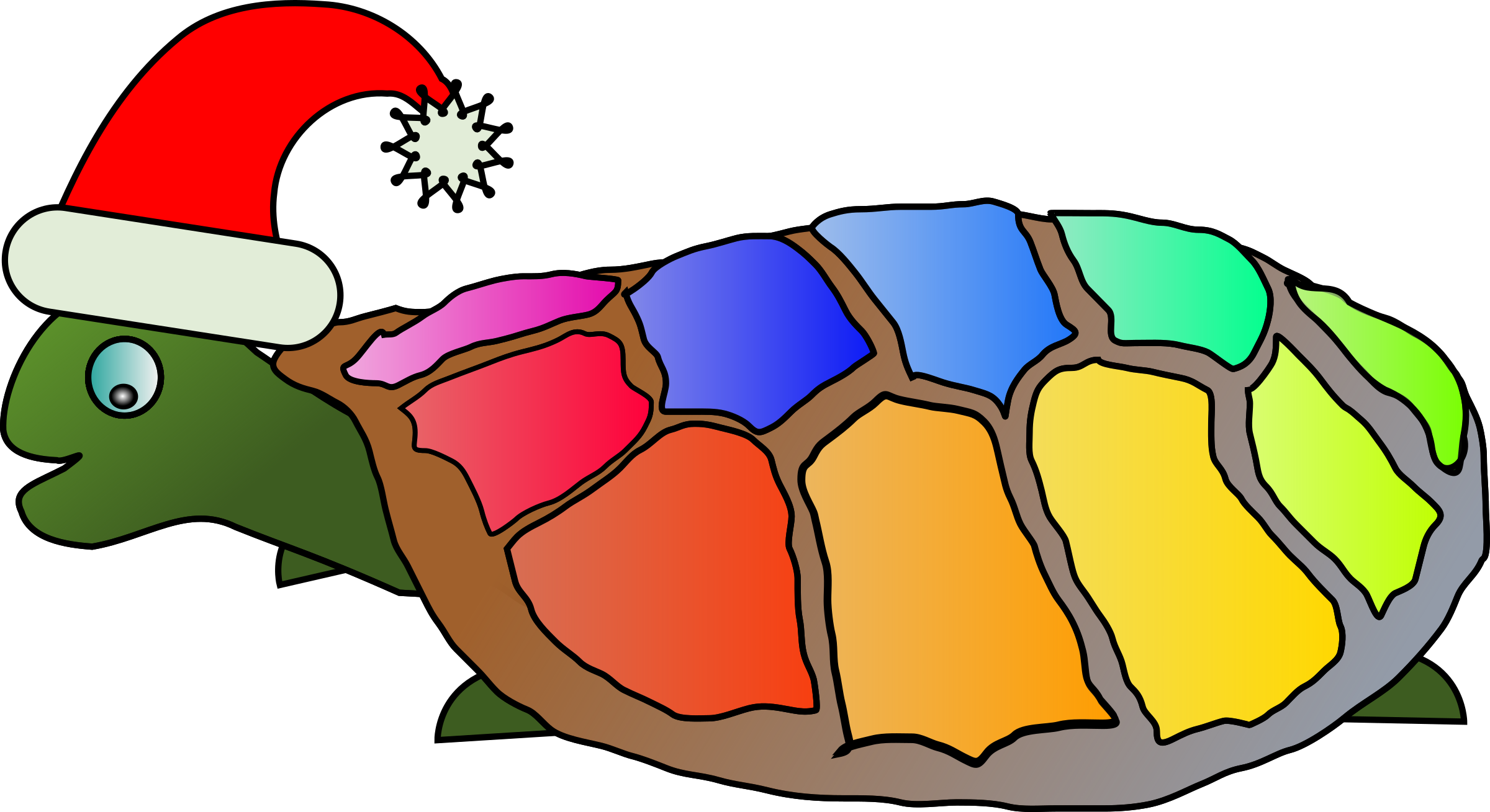 Clipart book christmas. Hat at getdrawings com