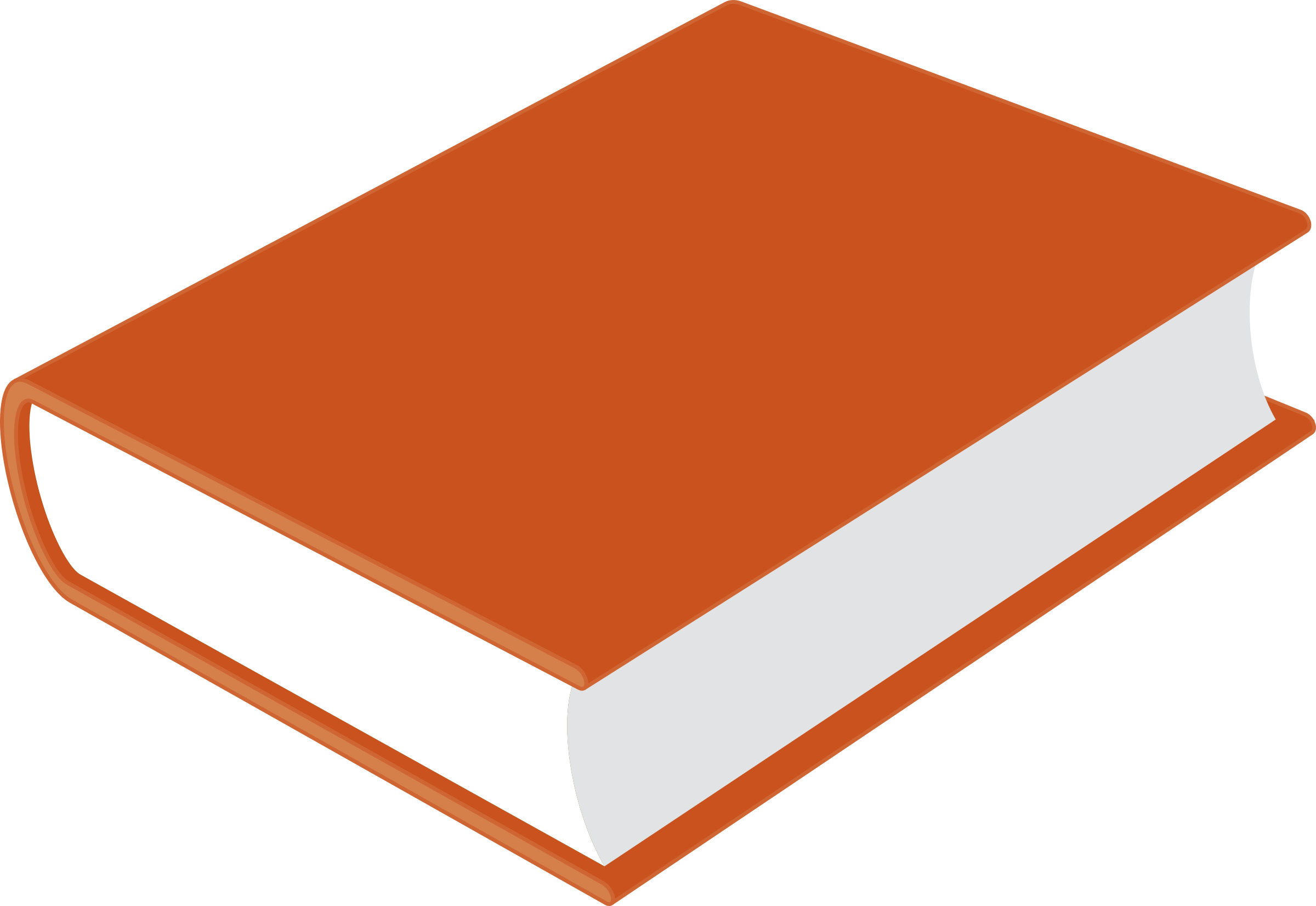 collection of transparent. Textbook clipart thick book