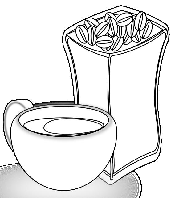 Clipartist net clip art. Clipart coffee book