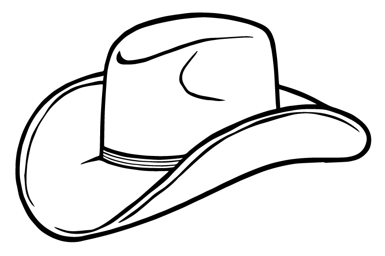 Cowboy transparent png stickpng. Clipart hat school