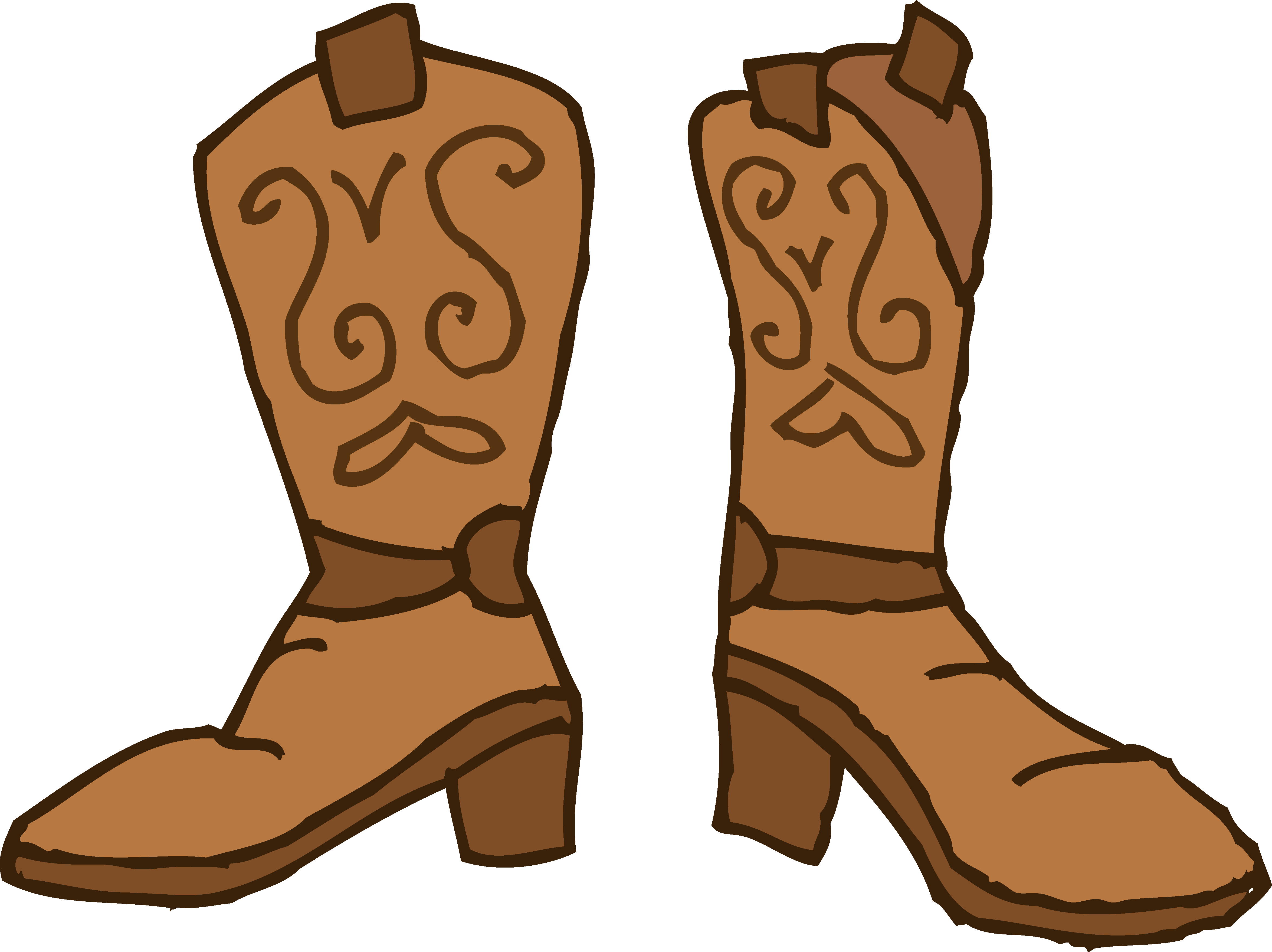 Cowboys and rodeo the. Clipart books cowboy