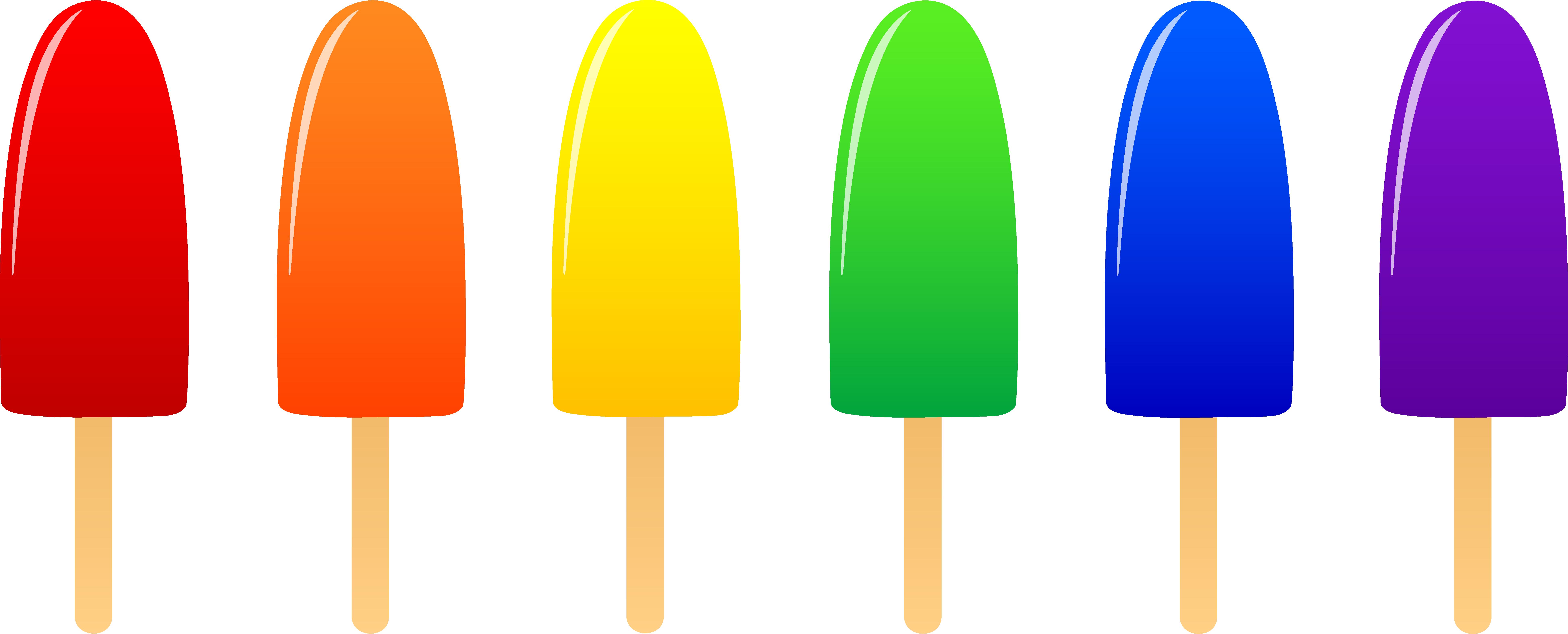 Cream ice drop pencil. Flag clipart summer