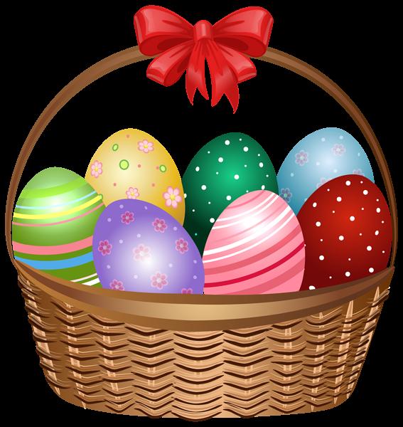 Raffle clipart hampers. Easter basket clip art