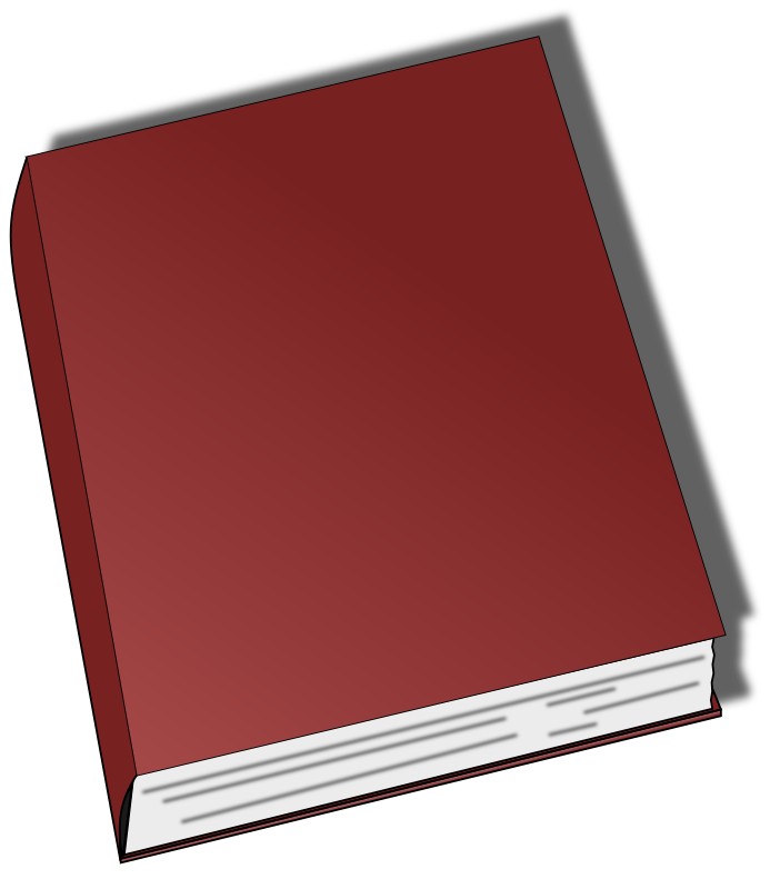 Generic medium image png. Clipart book easy