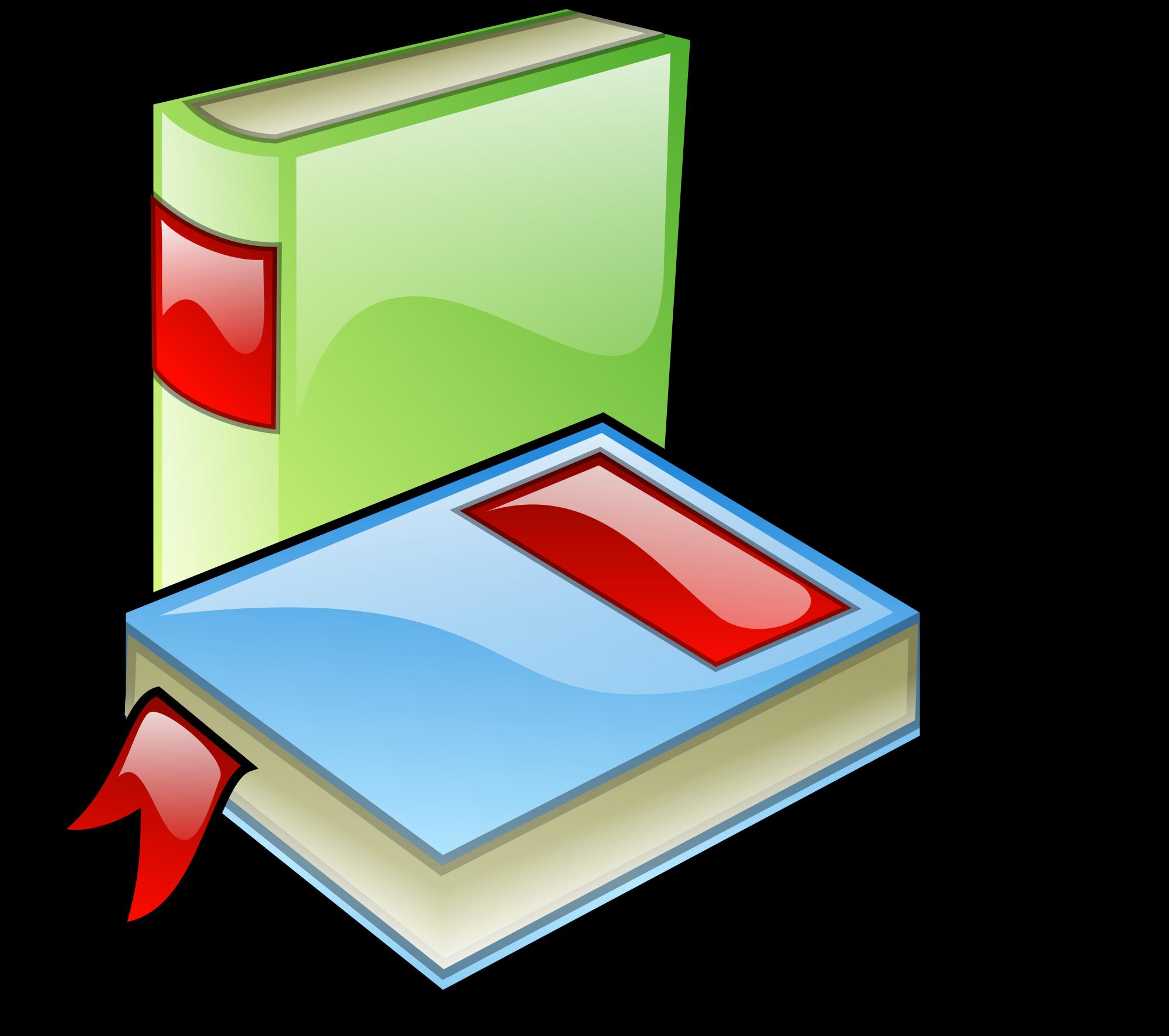 Knowledge clipart book. File books aj svg