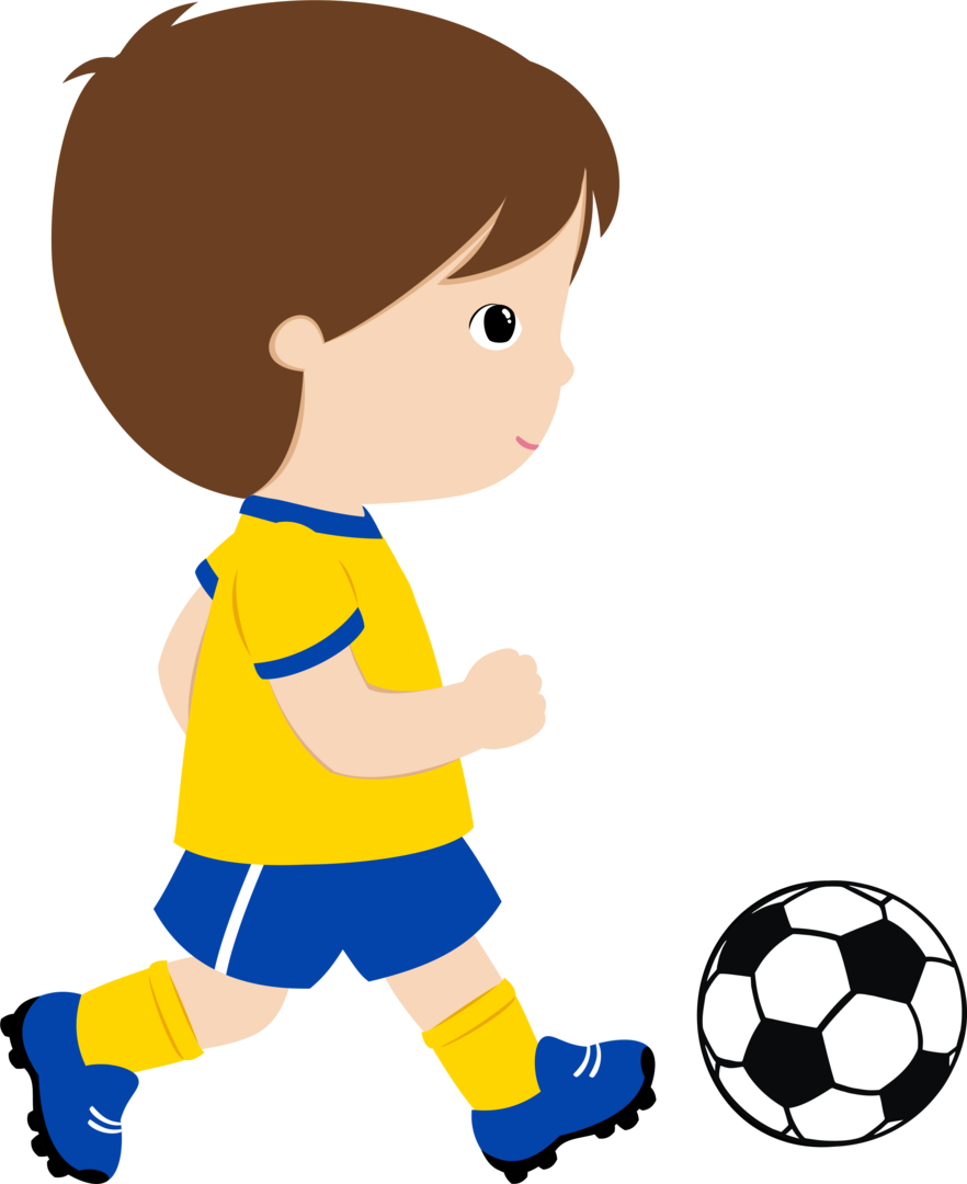 Clipart children football.  shared ver todas