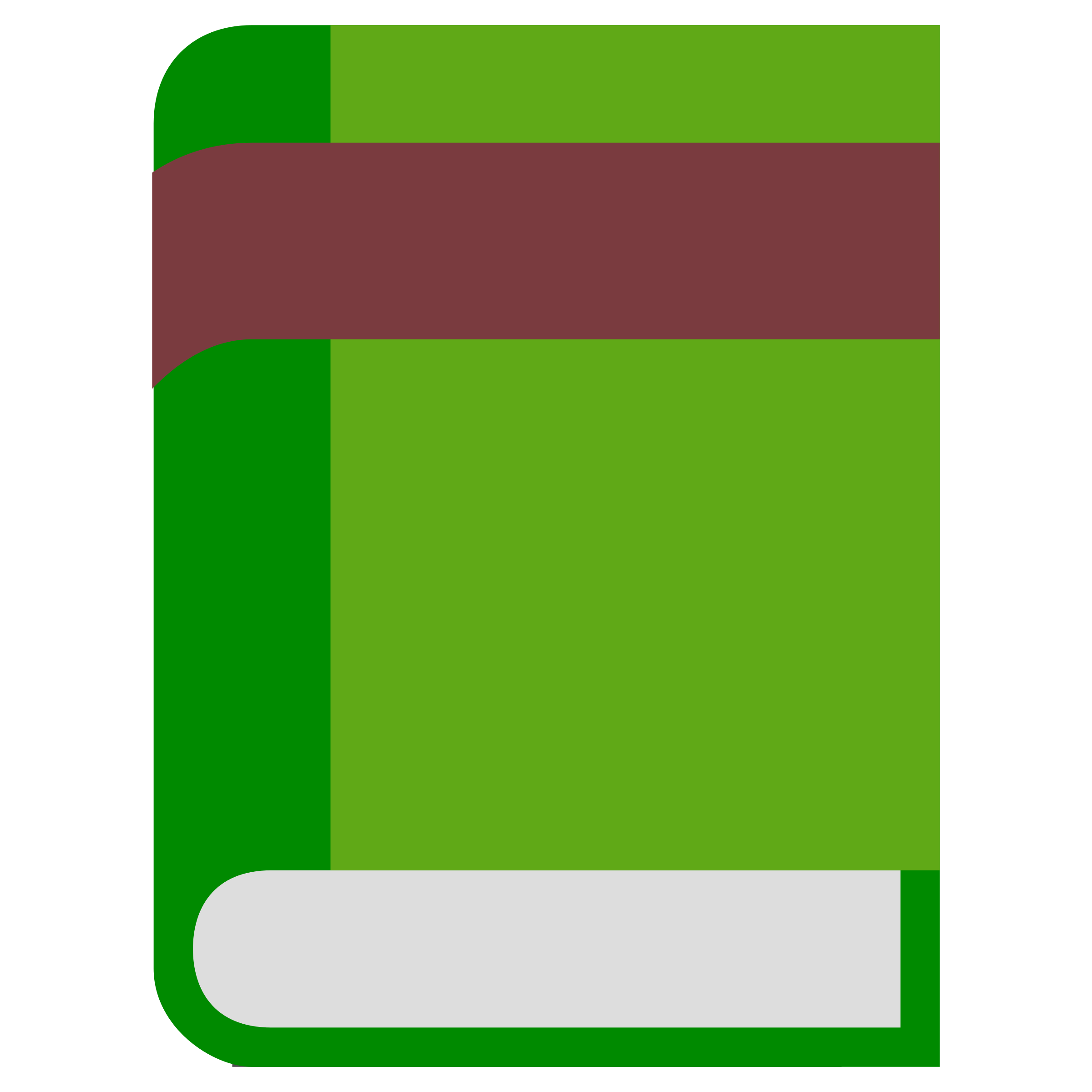 Single book image png. Textbook clipart big
