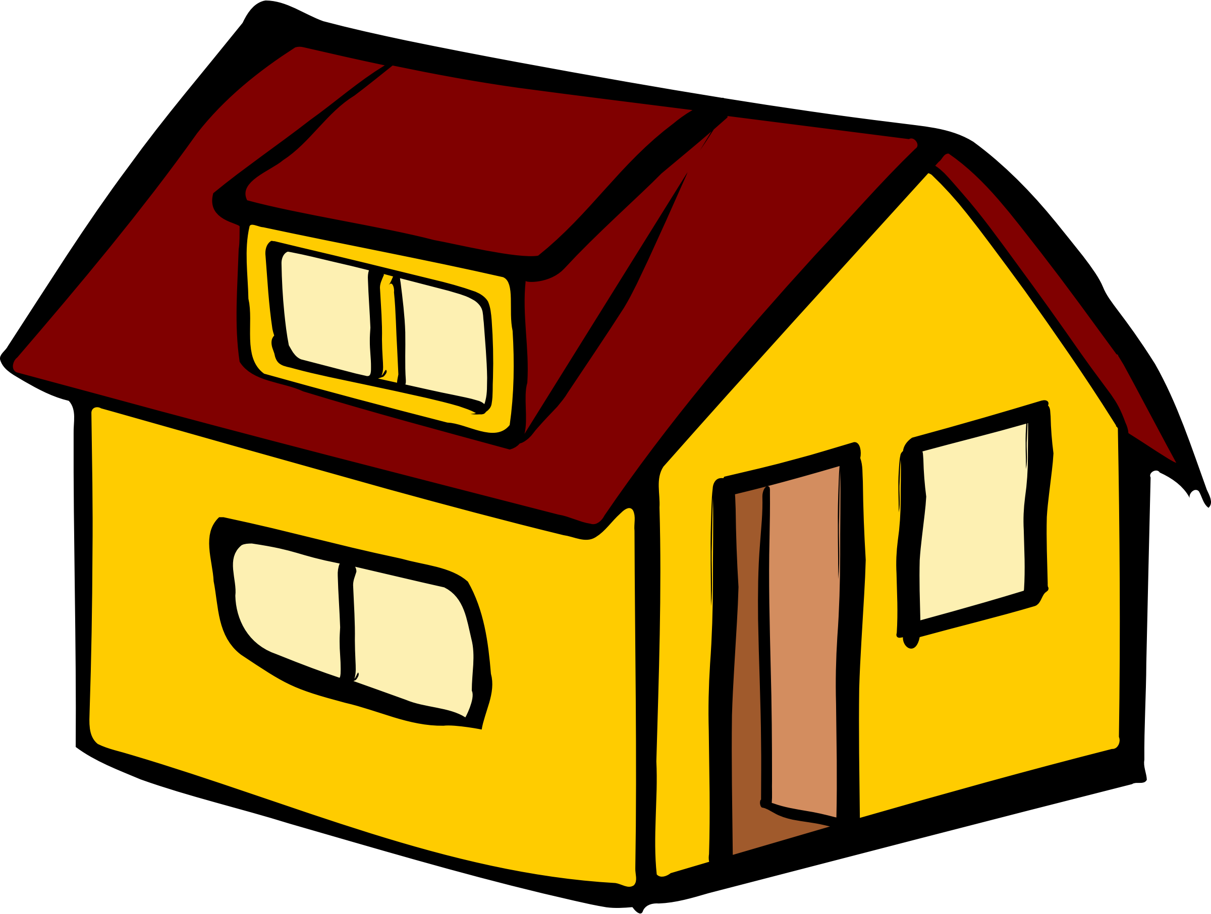 Up clipart house. Drawing at getdrawings com