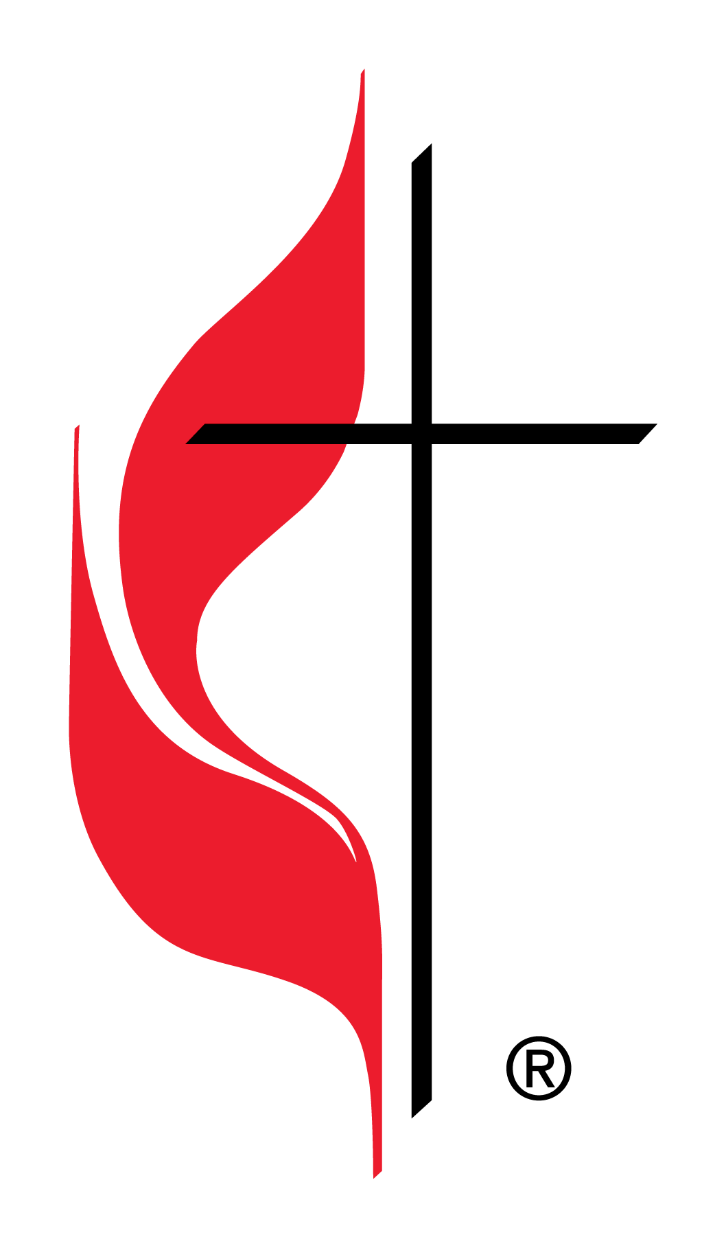 Lent clipart forgiveness cross. Official and flame logo