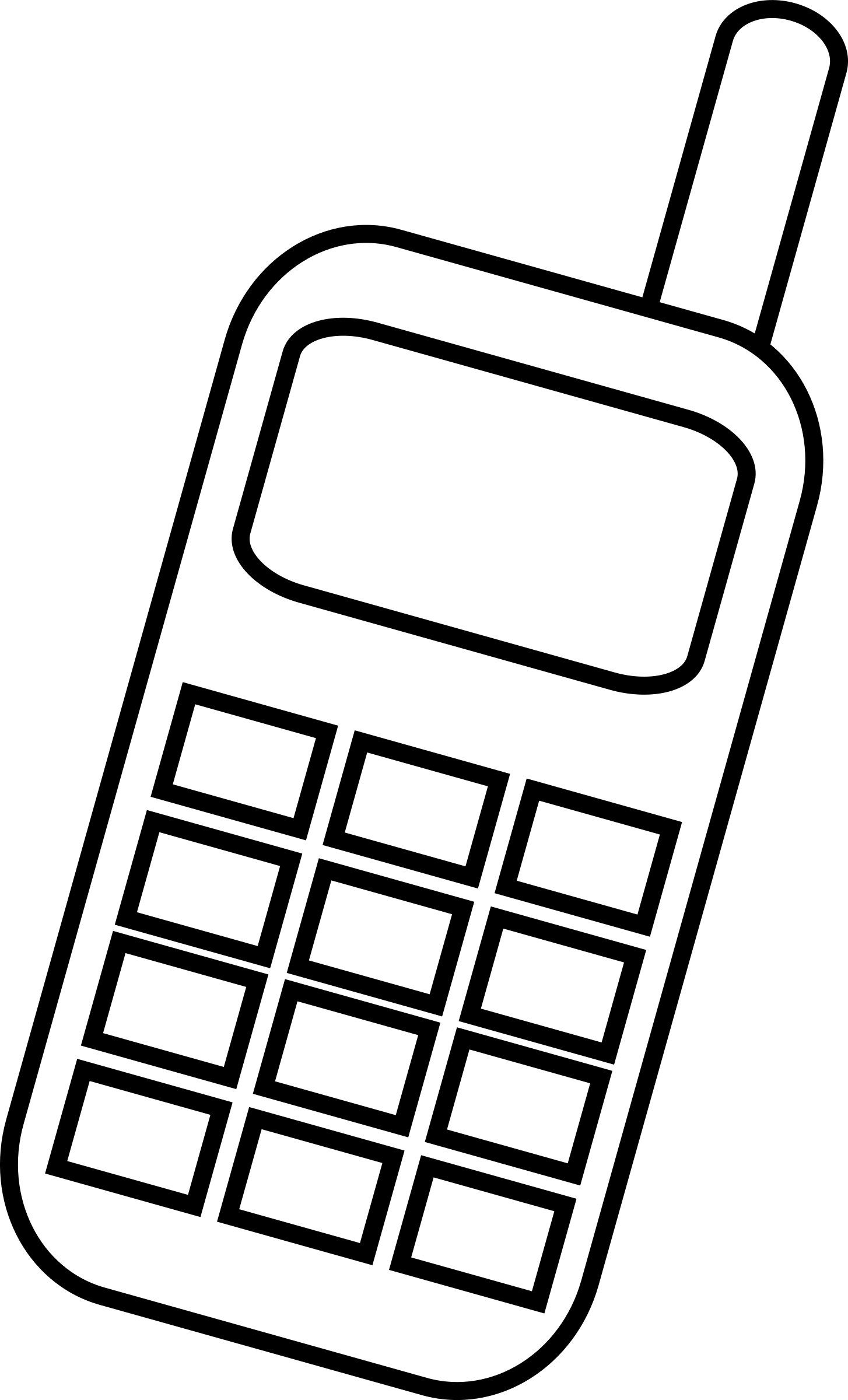 Phone clipart mobile icon. Big image png