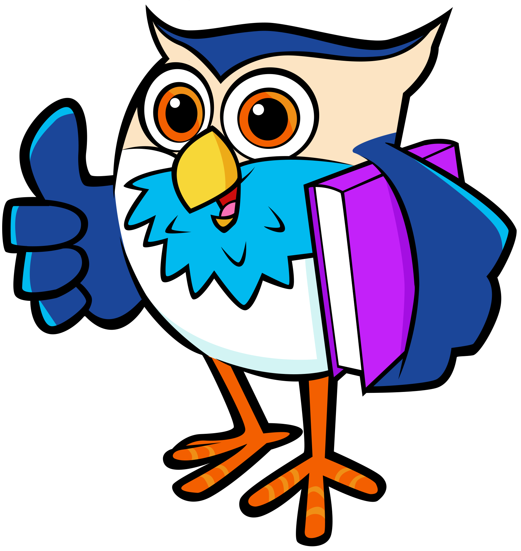 Jobs clipart owl. Research papers for dummies