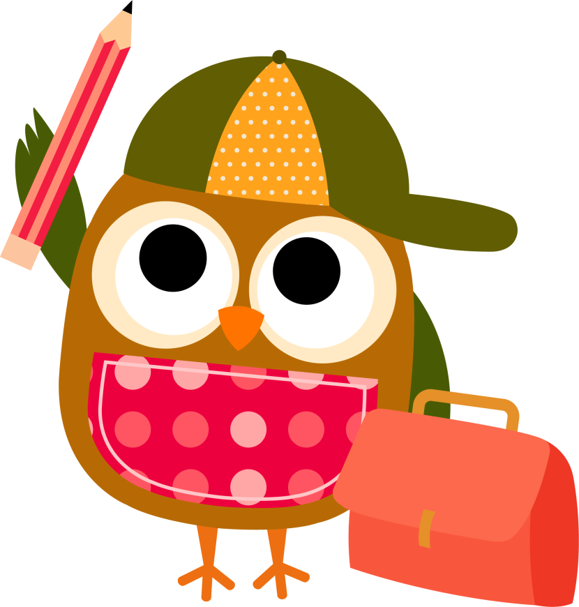 Owl clipartix . Clipart reading elementary
