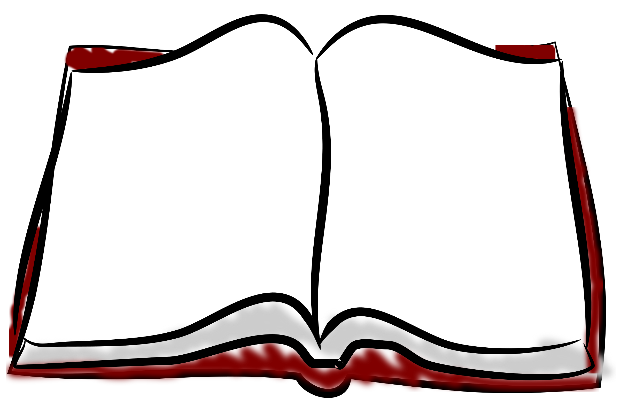 Book sketched image png. Textbook clipart big