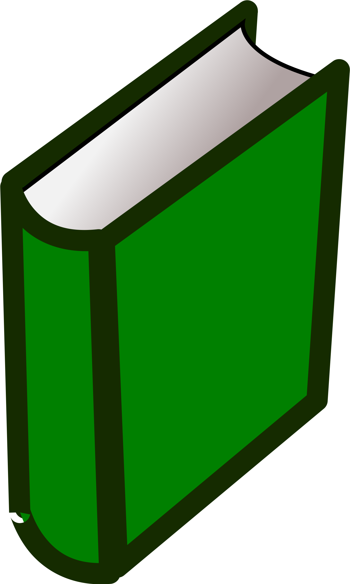 Big image png. Clipart writing book