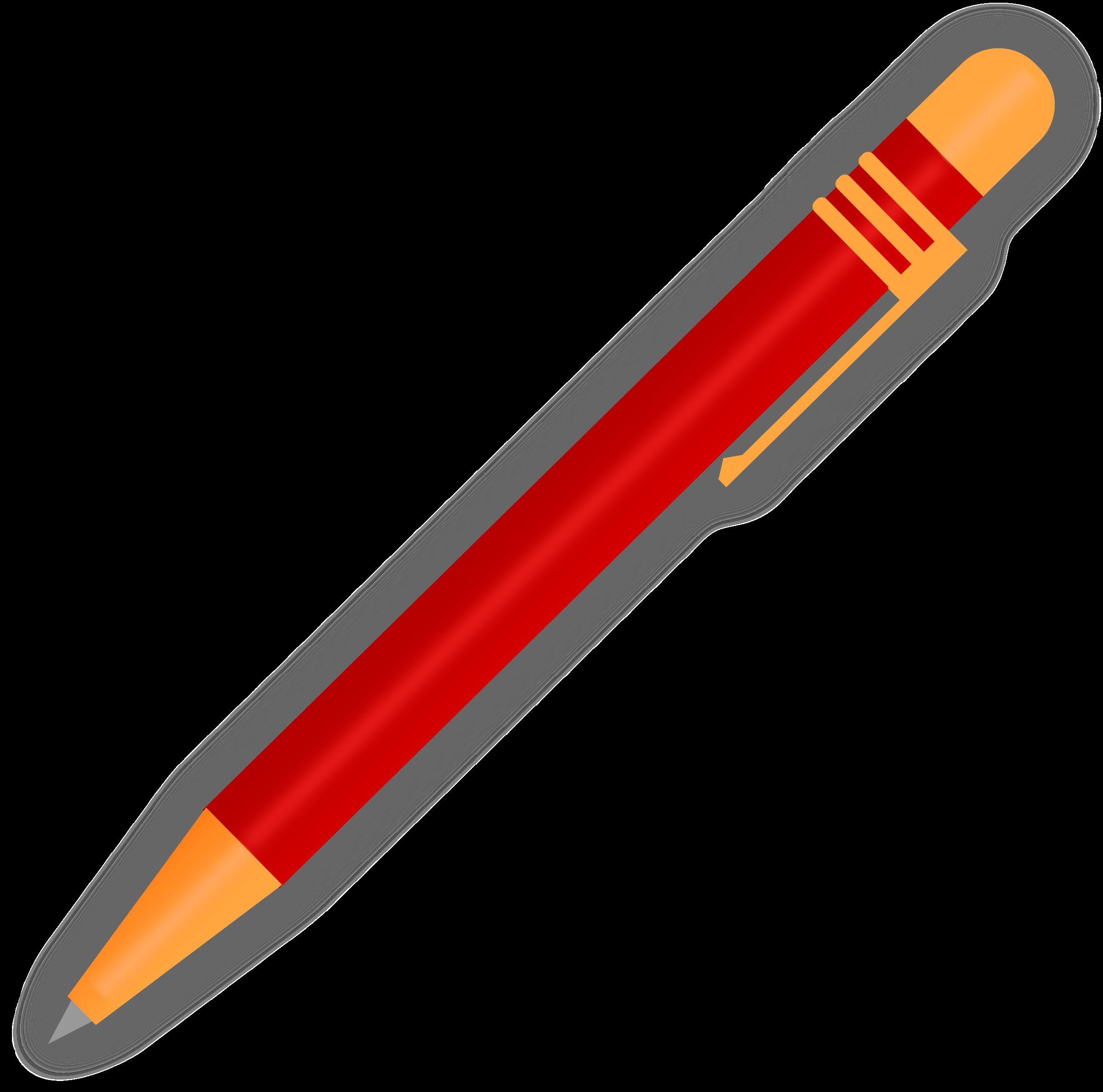 Ballpoint big image png. Pen clipart ballpen