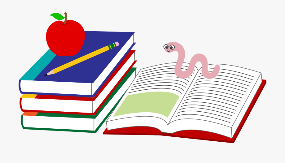 Textbook clipart pencil. Book books and free