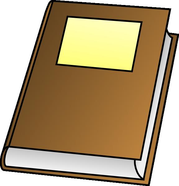 Clip art at clker. Textbook clipart log book