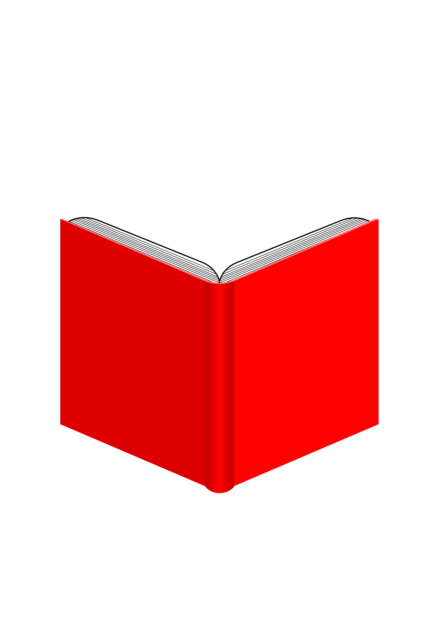 Square clipart book.  collection of open