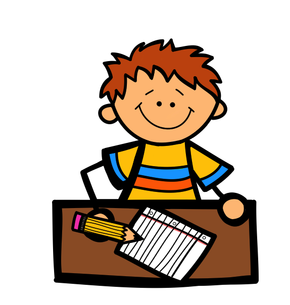 moving clipart writer