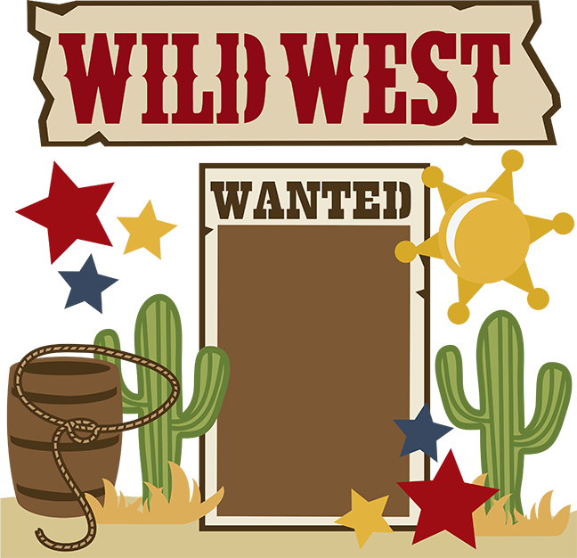 Horse clipart wild west. Svg collection files for