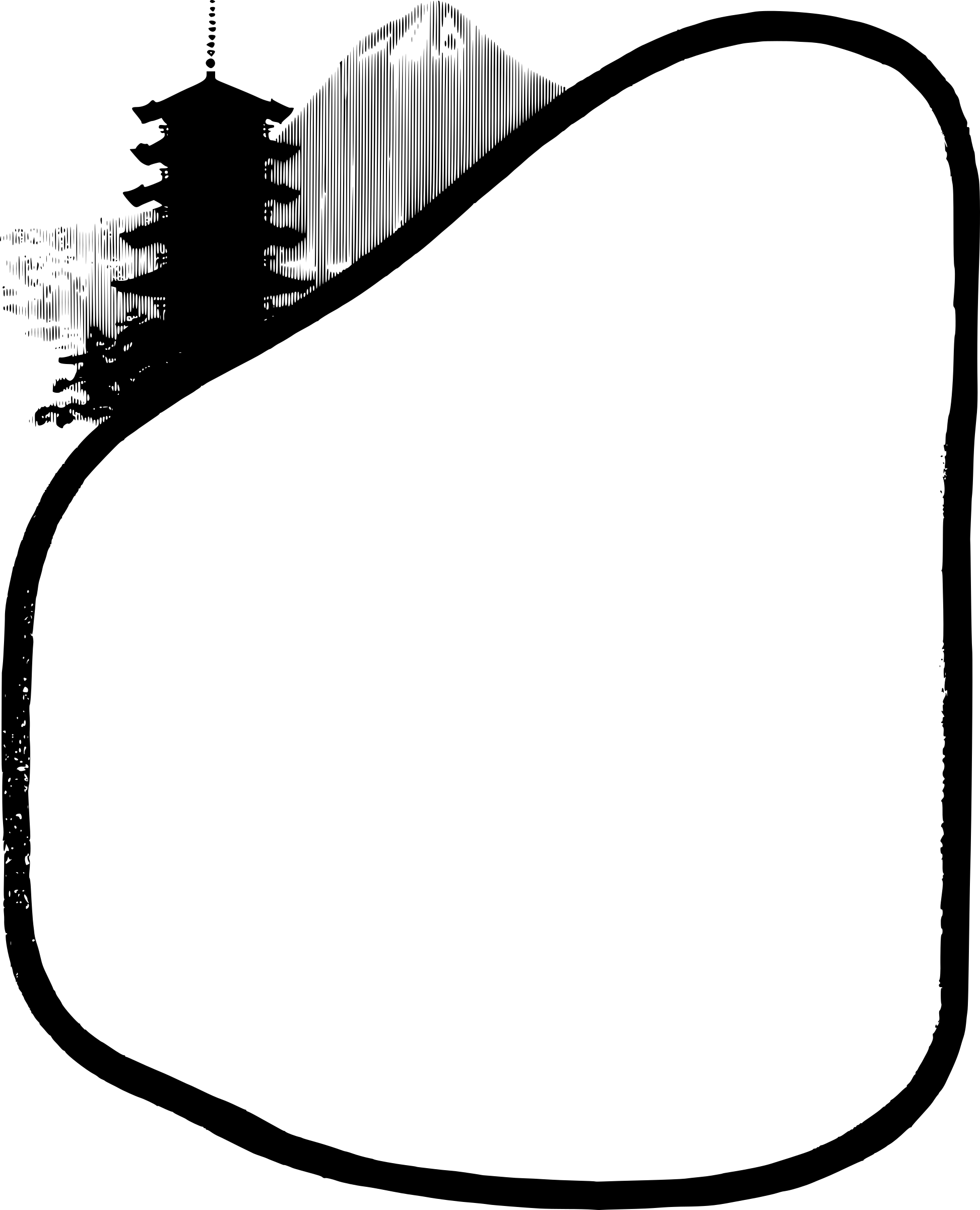 Japanese clipart border. Simple frame big image