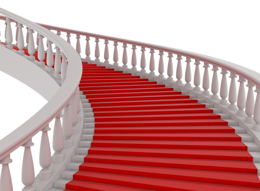 Palace clipart staircase. Red carpet stairs png