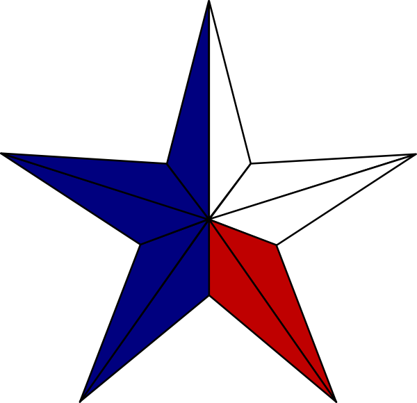 Star texas clip art. Voting clipart kid