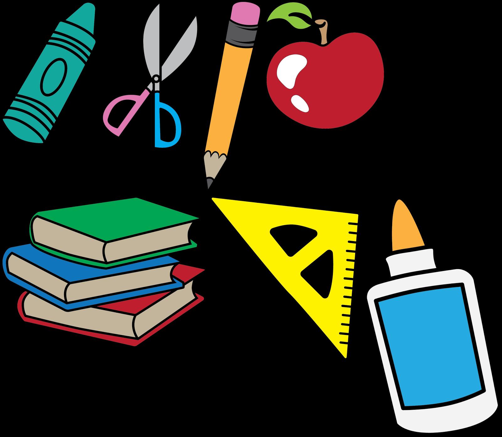 Prasad book distributors stationery. Crayons clipart scissors