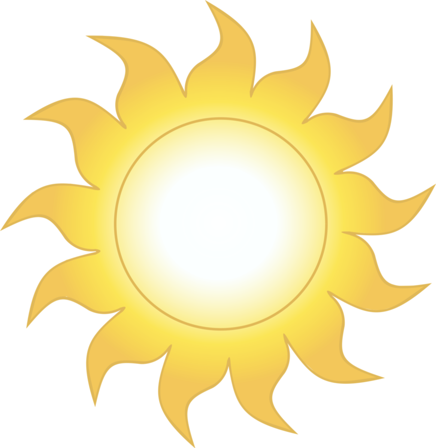 Clipart sun space. In the book by