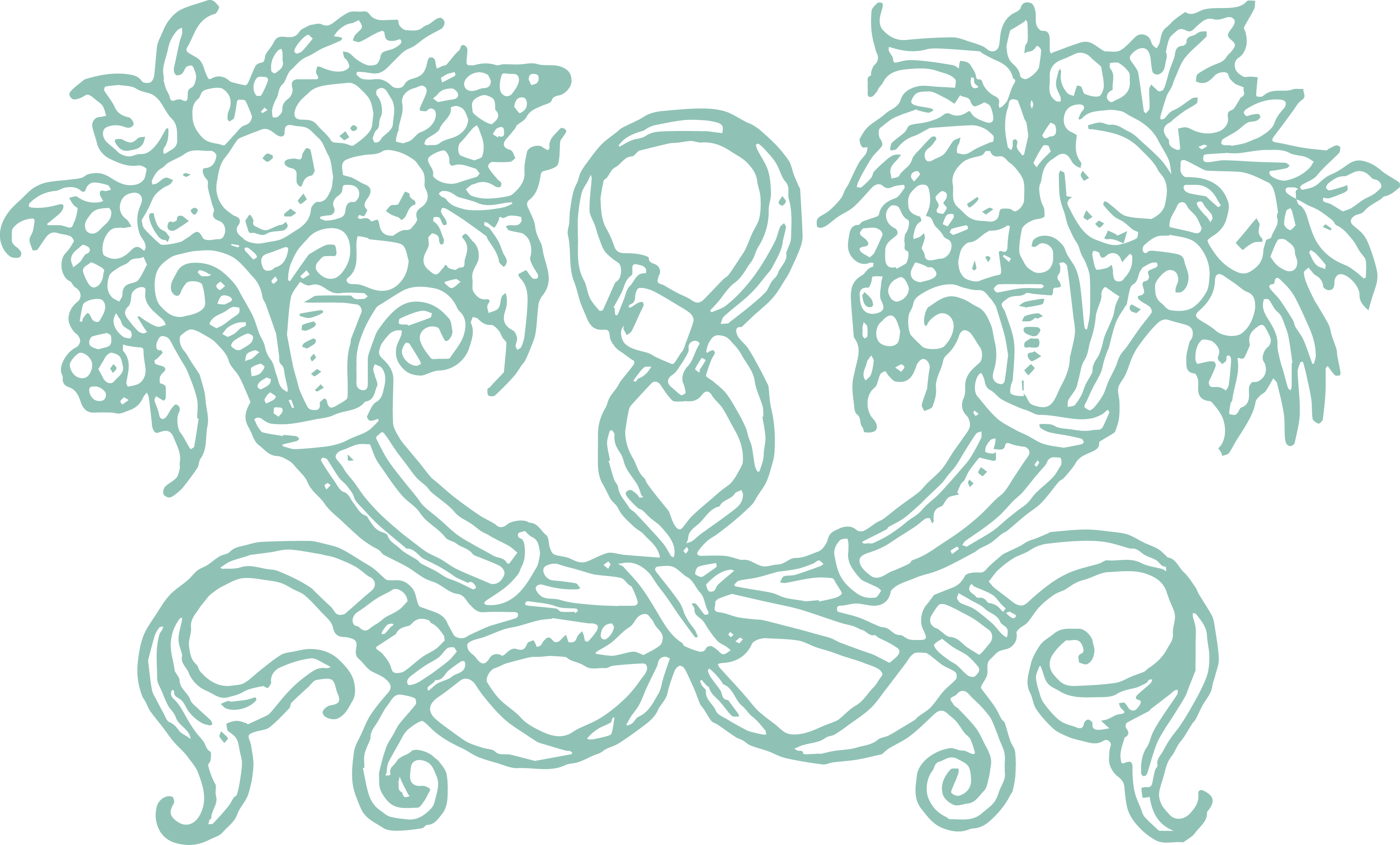Free stock vector clip. Ornaments clipart craft