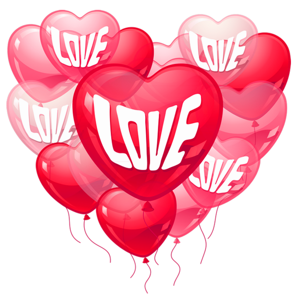Clipart books valentines. Day pink love heart