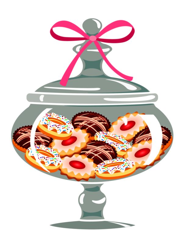 Cookbook clipart bakery. Gateaux tube meyve ve