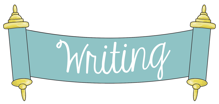 Handwriting clipart star. Writing models for younger