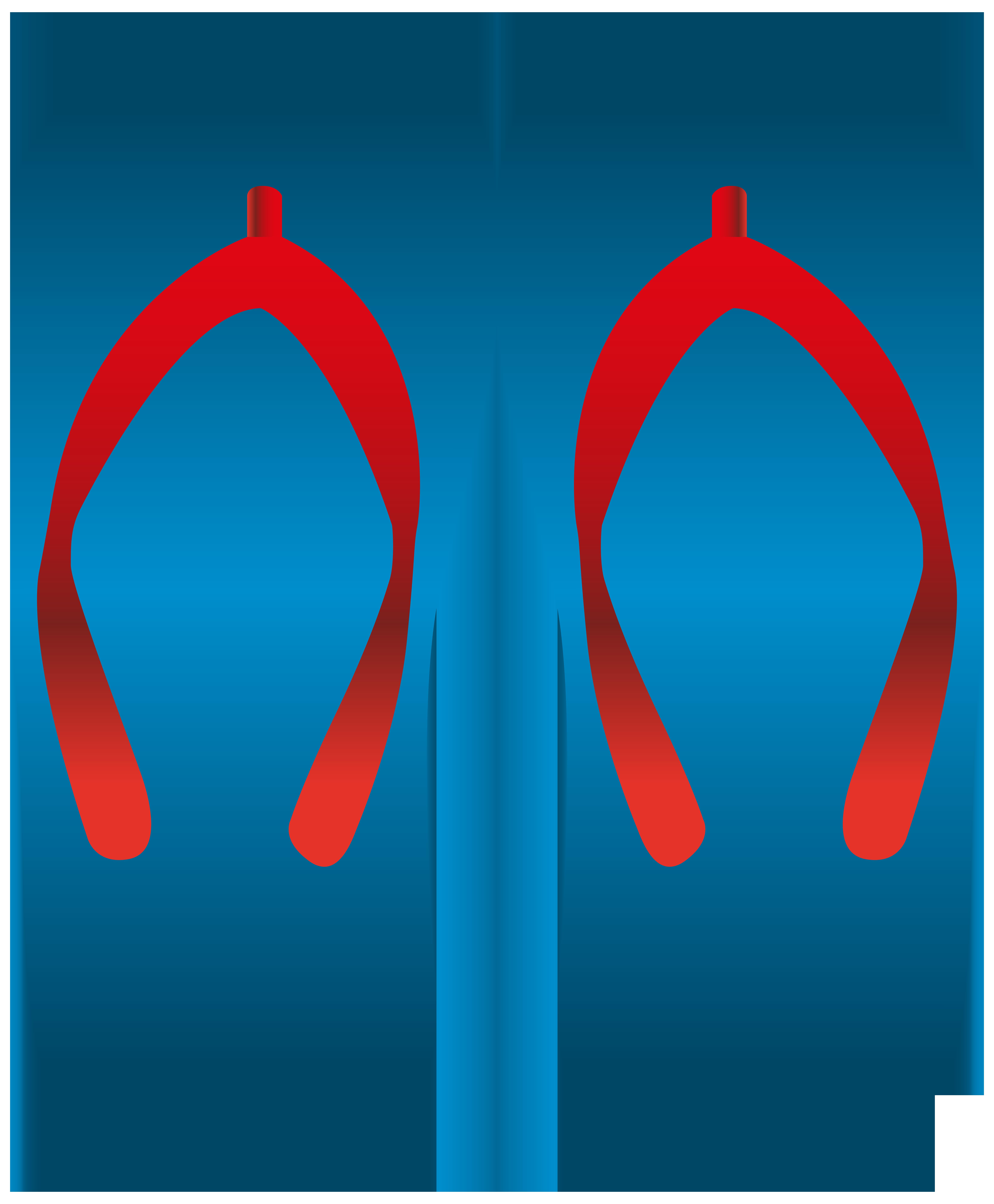 Blue flops png clip. Hawaiian clipart flip flop