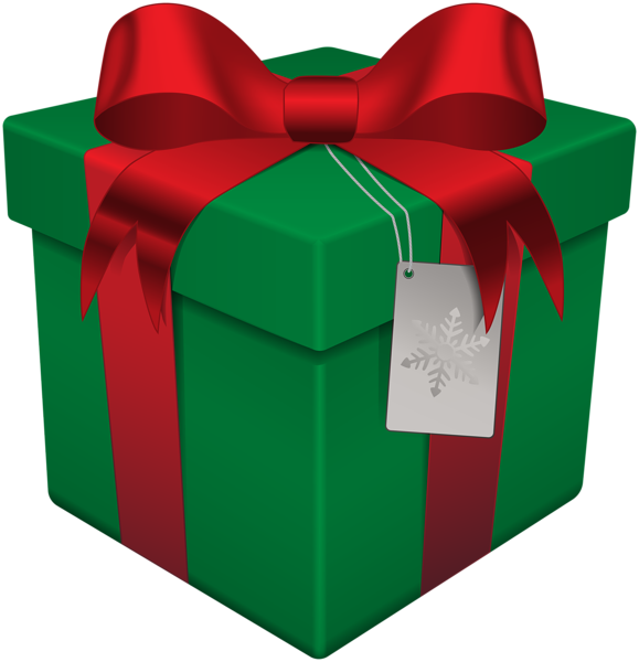 Gift clipart hat box. Christmas green transparent png