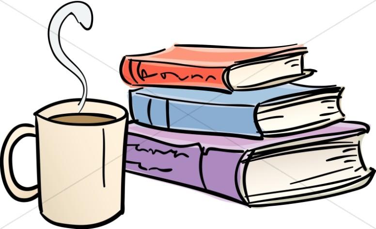 Study clipart college study. Book stack clip art