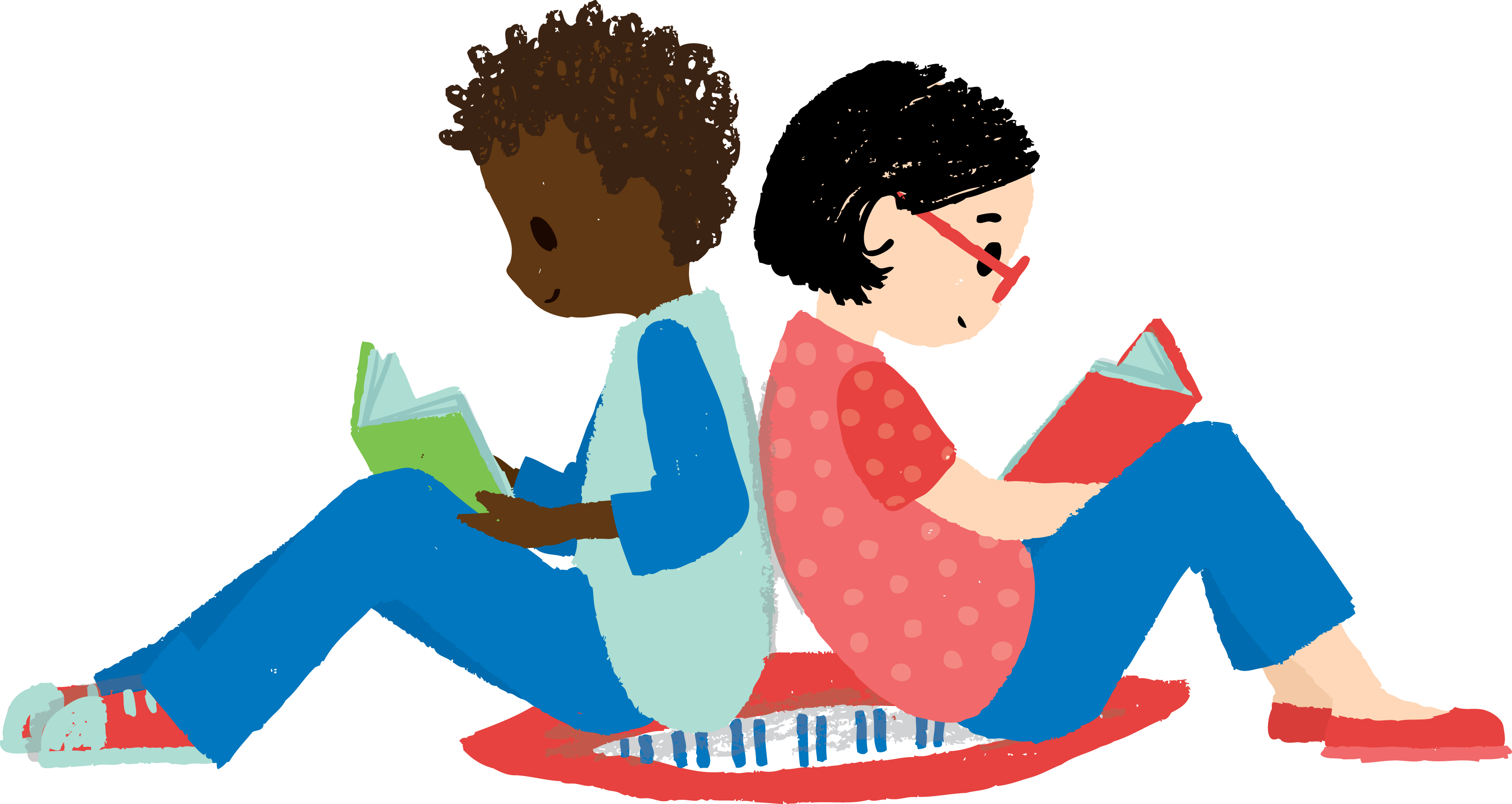 Clipart reading reading story book. Happy world day from