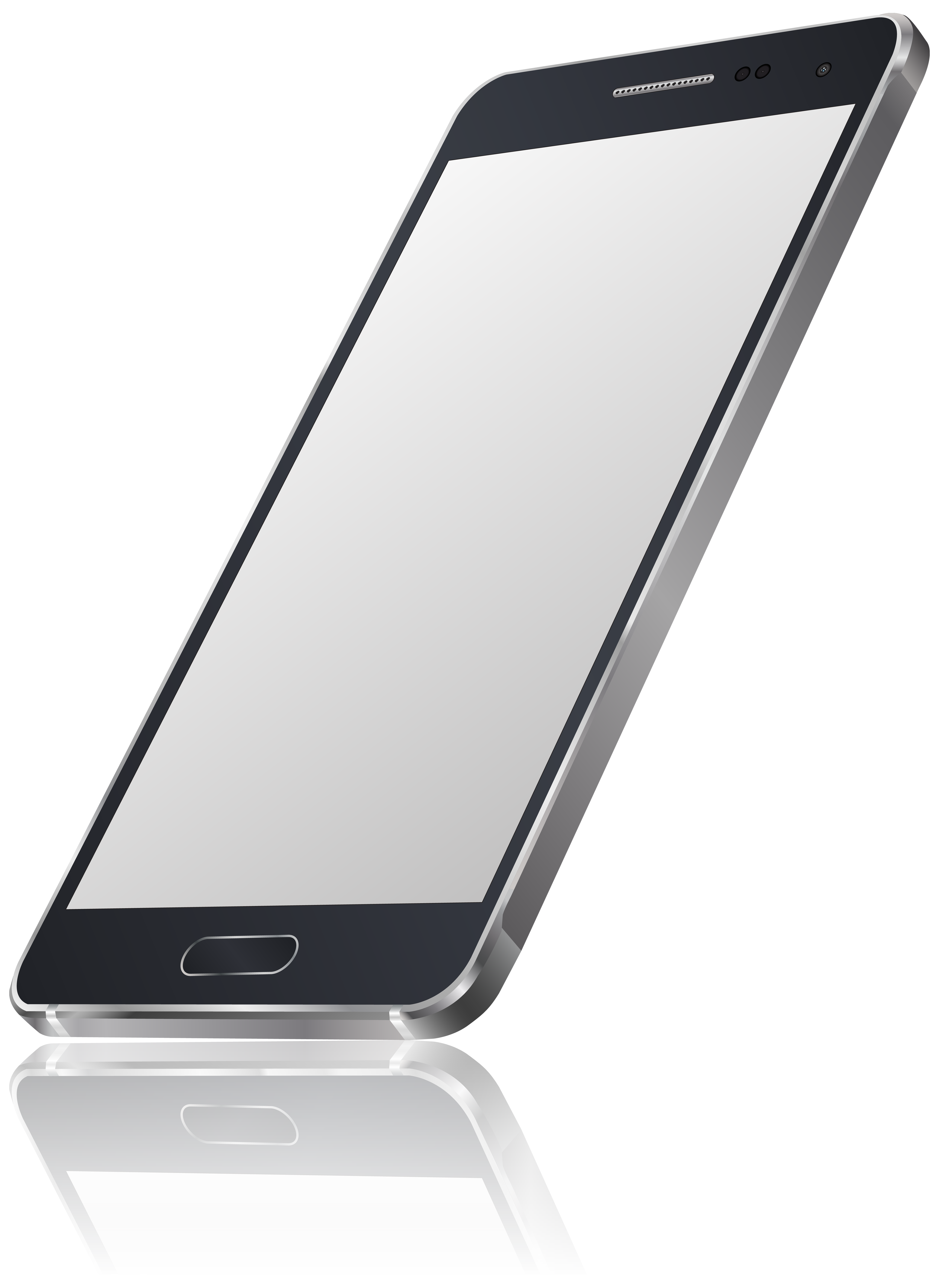 Smartphone png clip art. Telephone clipart mobail