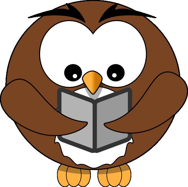 Eyes clipart book. Owl clip art at