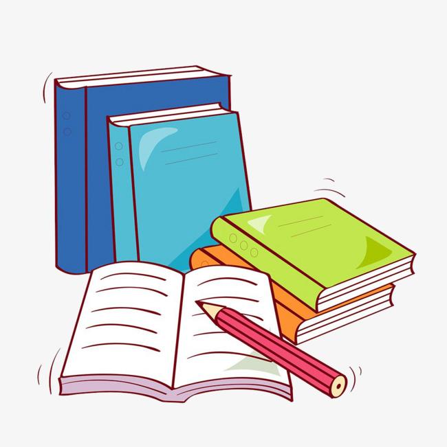 Book portal . Clipart books pen