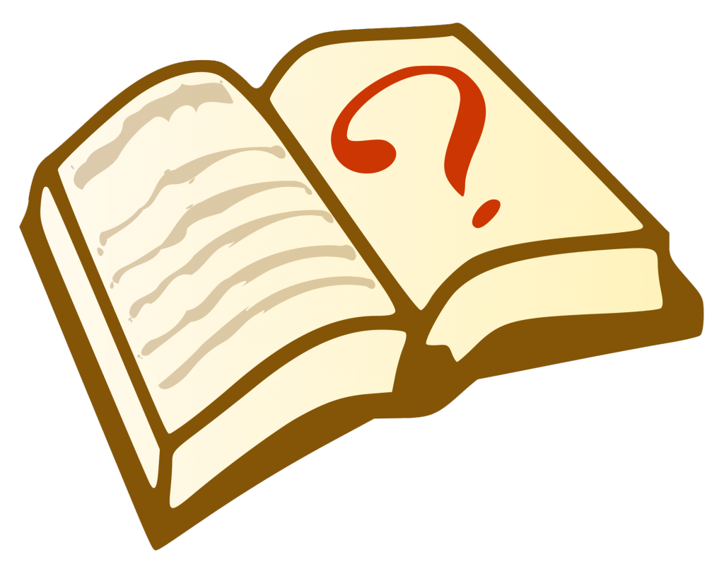 thoughts clipart question