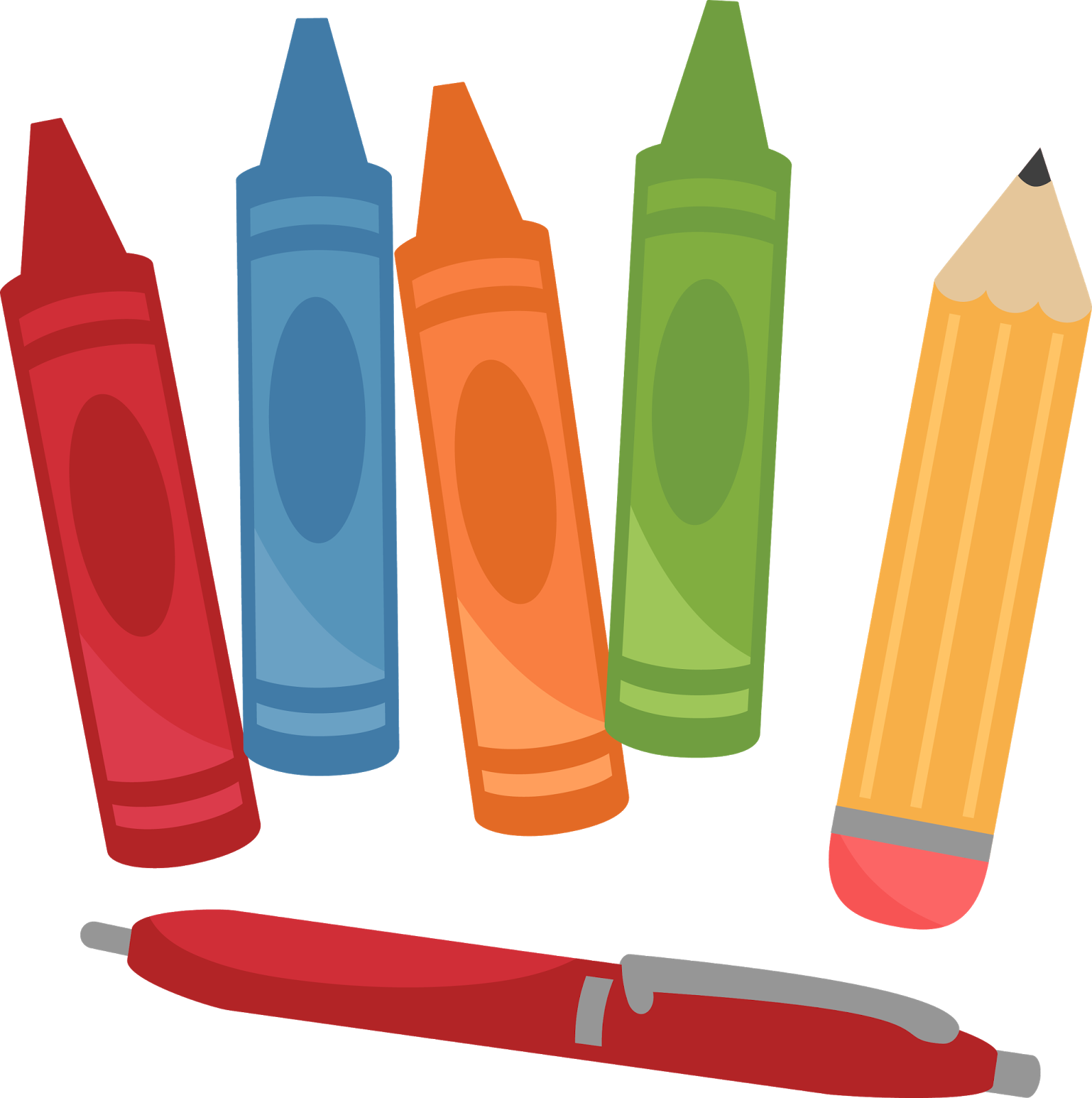 Crayon clipart school item. Miss kate cuttables designer