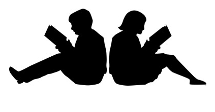 Clipart books shadow. Free reading cliparts download
