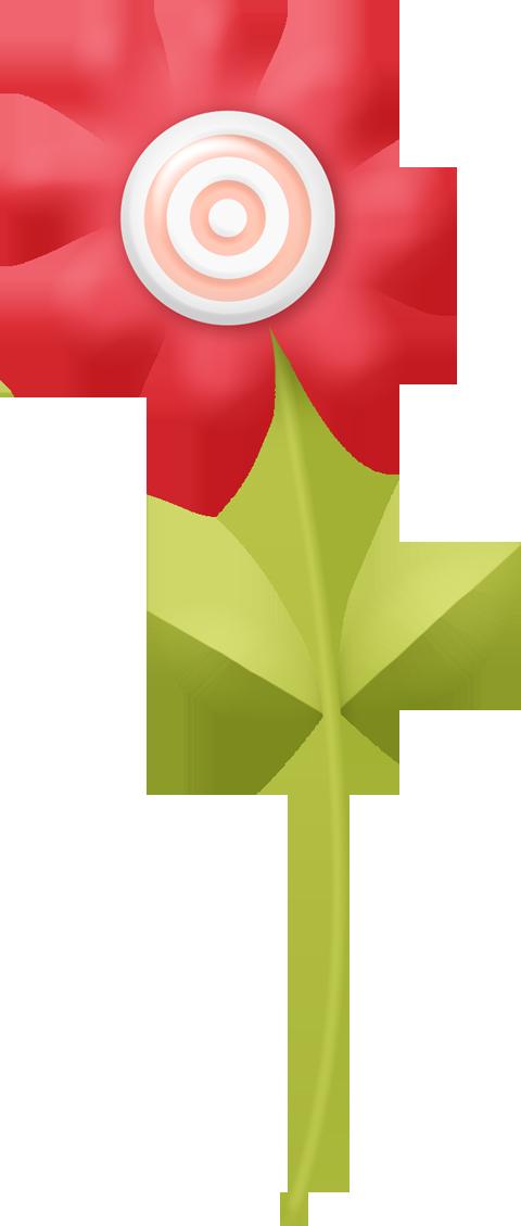 Flower clip art imprimibles. Clipart books spring