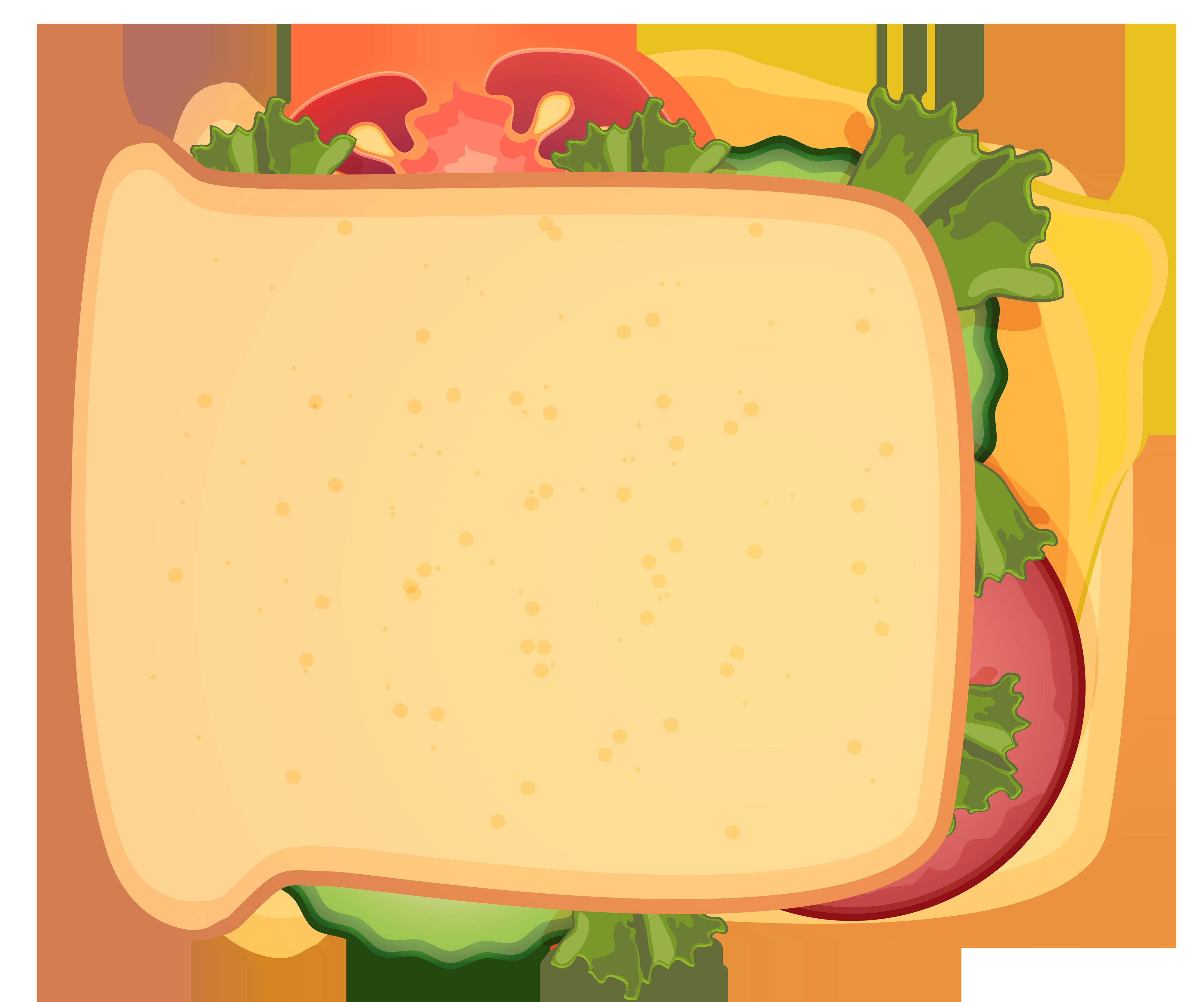 Clipart food sandwich. Png best web