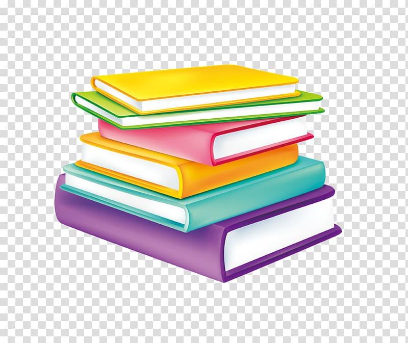 Clipart books transparent background. Illustration watercolor landscape book